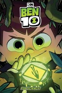 Ben 10 OGN Vol 01 For Science