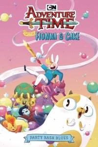 Adventure Time Fionna Cake Original GN Bash Blues