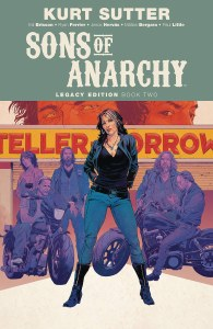 Sons of Anarchy Legacy TP Vol 02 Signed