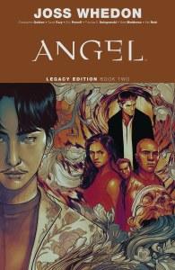 Angel Legacy GN Vol 02