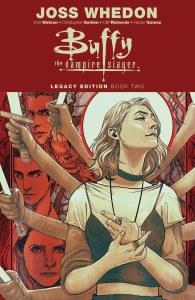 Buffy the Vampire Slayer Legacy Edition TP Vol 02