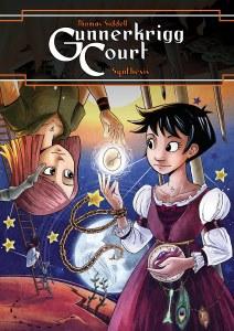 Gunnerkrigg Court TP Vol 07