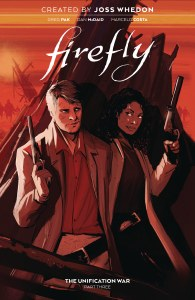 Firefly Unification War TP Vol 03