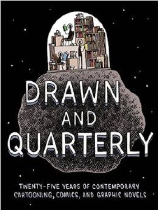 Drawn and Quarterly HC 25 Years of Contemporary Cartooning