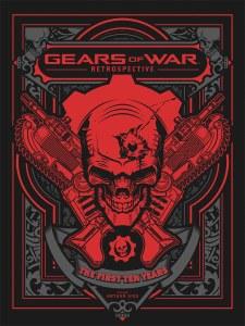 Gears of War Retrospective HC