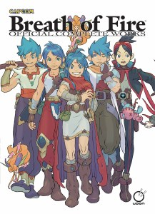 Breath of Fire Complete Works HC