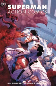 Superman Action Comics HC Vol 3 Leviathan Hunt