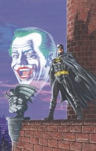 Batman 1989 Movie Adaptation Deluxe HC