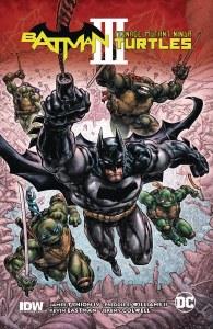 Batman Teenage Mutant Ninja Turtles III HC