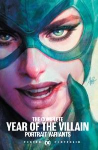 DC Poster Portfolio Year of the Villain TP