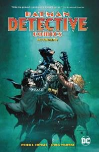 Batman Detective Comics TP Vol 01 Mythology