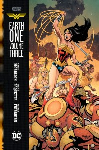 Wonder Woman Earth One HC Vol 03