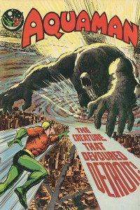 Aquaman Deadly Waters Deluxe HC