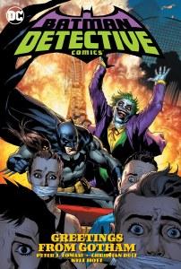 Batman Detective Comics TP Vol 03