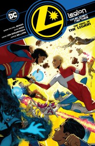 Legion of Super Heroes TP 02 Trial of the Legion