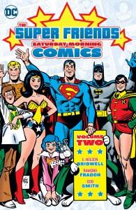 Super Friends Saturday Morning Comics HC Vol 02