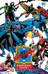 Whos Who Omnibus HC Vol 01