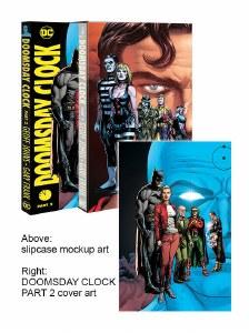 Doomsday Clock HC Part 02 With Slipcase