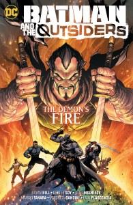 Batman & the Outsiders TP Vol 03 The Demons Fire