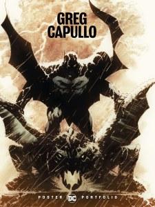 DC Poster Portfolio Greg Capullo TP