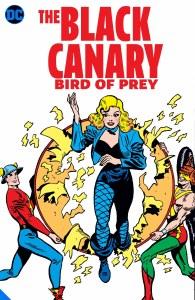 Black Canary Bird of Prey TP