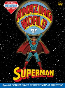 Amazing World of Superman Tabloid HC