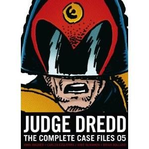 Judge Dredd Comp Case Files TP VOL 05
