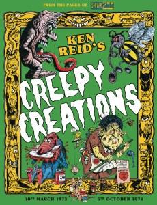 Creepy Creations HC Vol 01
