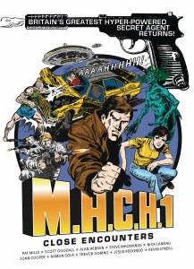 Mach 1 Close Encounters TP Vol 02