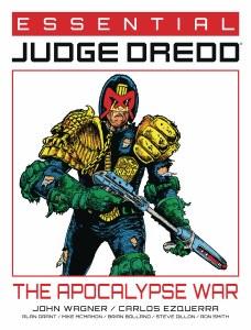 Essential Judge Dredd Apocalypse War TP