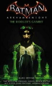 Batman Arkham Knight Riddlers Gambit