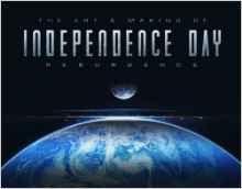 Art of Independence Day Resurgence HC
