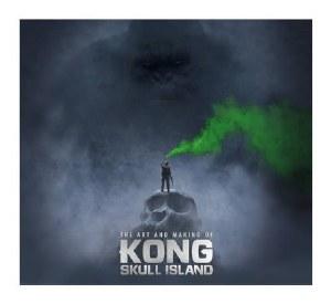 Art of Kong: Skull Island HC