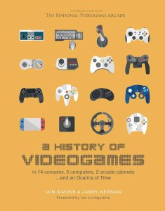 A History Of Video Games HC