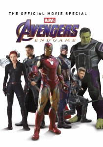Avengers Endgame Official Movie Special HC