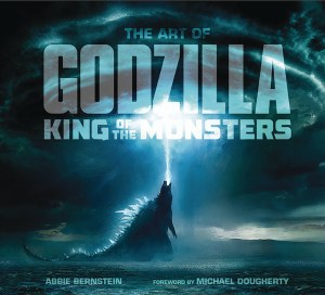 Art of Godzilla King of Monsters HC