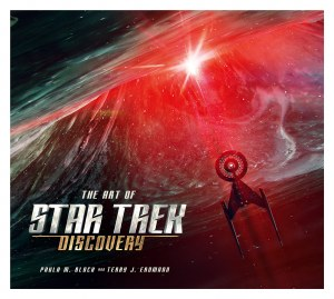 Art of Star Trek Discovery HC