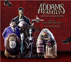 Art of the Addams Family HC
