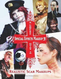 A Complete Guide to Special Effects Makeup Realistic Scar Makeups