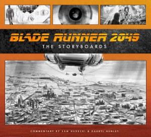 Blade Runner 2049 Storyboards HC
