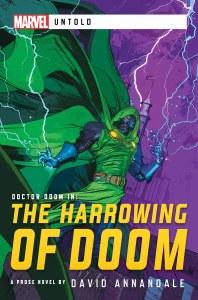 Harrowing of Doom A Marvel Untold Novel
