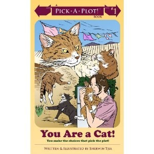 Pick A Plot You Are A Cat