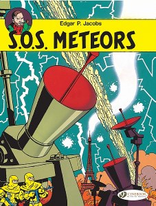 Blake and Mortimer S.O.S Meteors TP