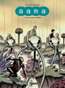 Aama HC Vol 02 The Invisible Throng