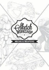 Sketch Workshop Mechs and Weapons