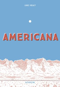 Americana and the Act of Getting Over It GN
