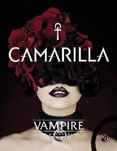 Vampire the Masquerade 5th Edition Camarilla