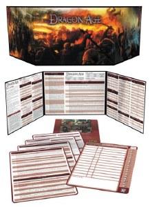 Dragon Age RPG Game Master Kit