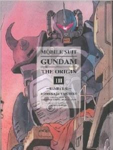 Mobile Suit Gundam Origin Vol 03