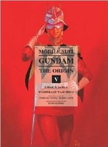 Mobile Suit Gundam Origin Vol 05